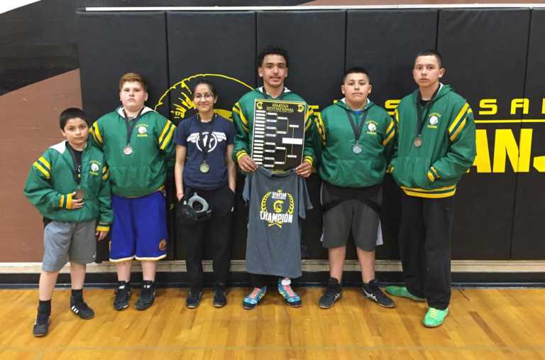 Fairview wrestlers place at tourney